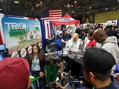 Tric Tools trade show