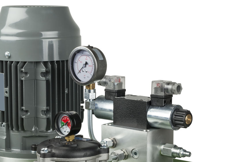 hydraulic pumps for pipe bursting equipment