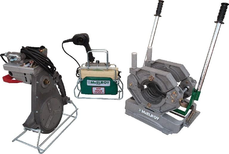 pipe fusion equipment