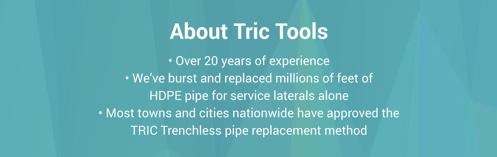 Sewer Repair Tools Rentals