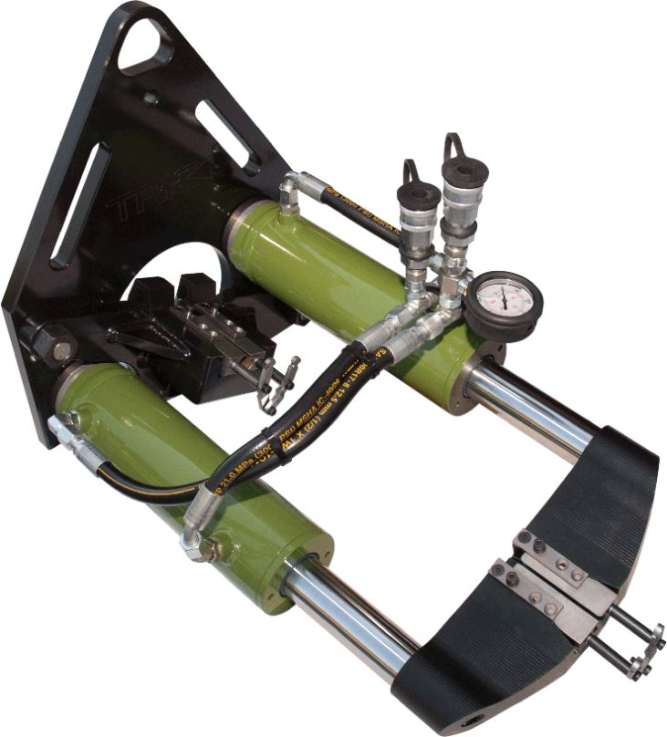 trenchless pipe pullers