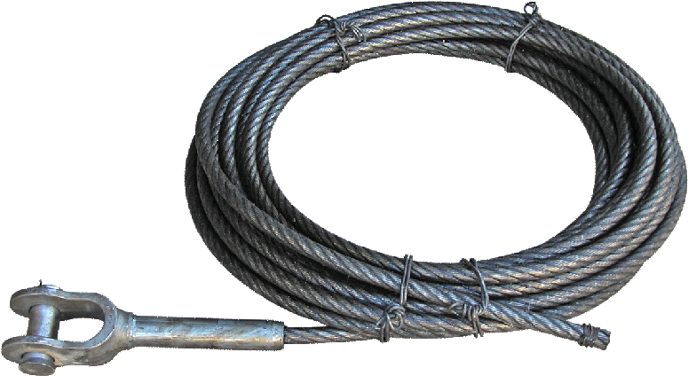 3/4 Compact Swaged Cable