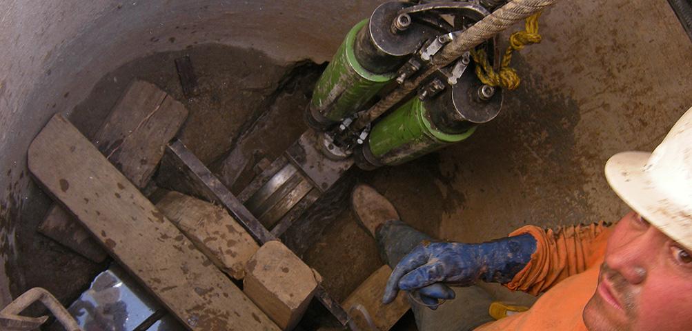 Pipe Bursting tric tool Trenchless repair
