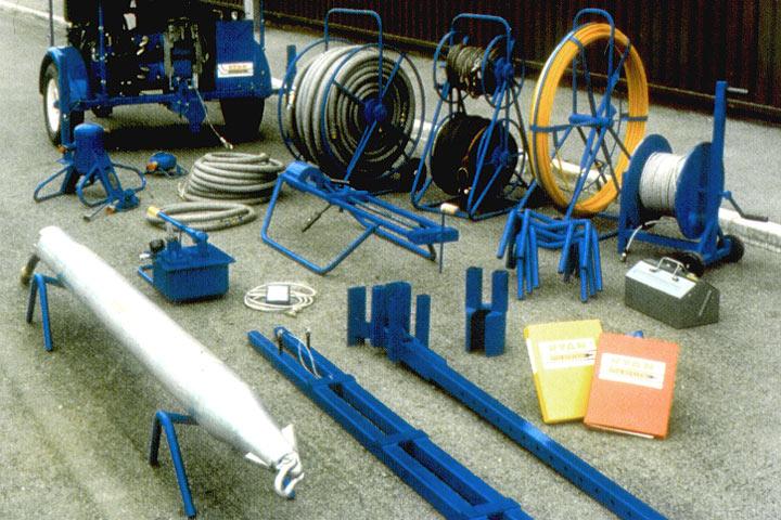 Bursting Equipment3